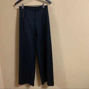 Sisley Wool wide leg pants